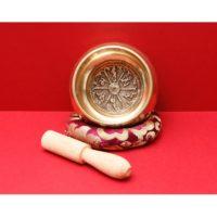 bols chantants tibetains sculptes