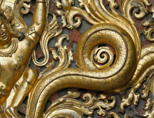 Le Naga : puissant protecteur des êtres et des lieux