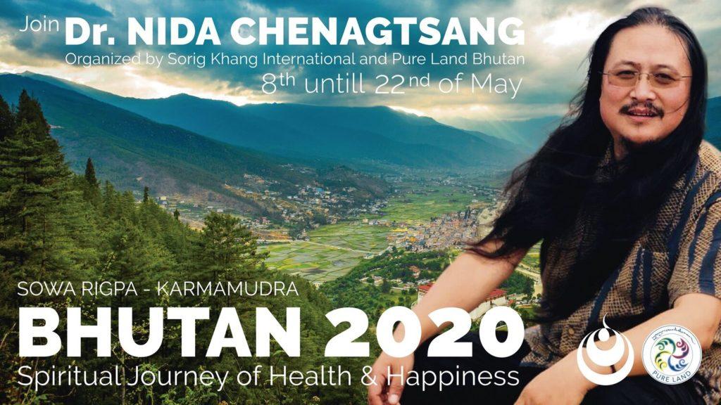 VOYAGE BHOUTAN 2020 DR NIDA