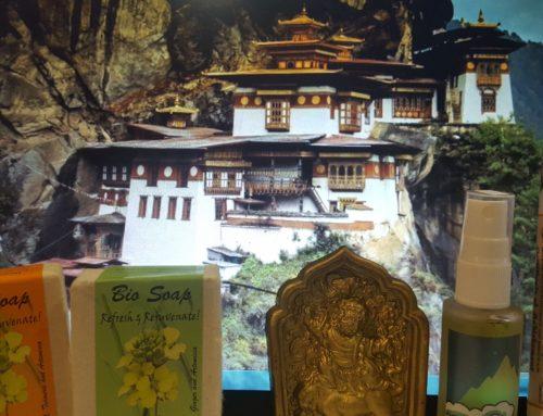 Promotion des produits bio du Bhoutan du 11 novembre au 24 décembre